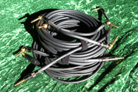 Mogami cables
