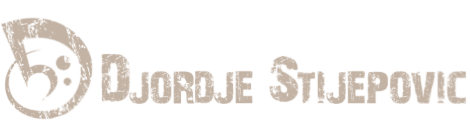 Djordje Stijepovic logo