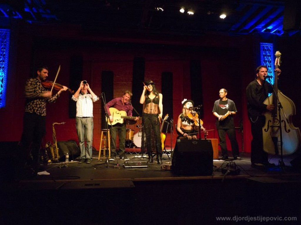 Fish tank ensemble - Fishtank Ensemble Joined By Beautiful Rosa Rojas On Vocals Amazing Robby Marshall On Clarinet And