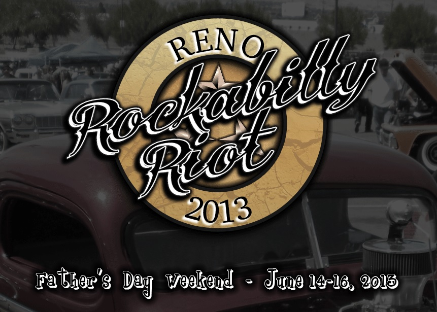 reno rockabilly riot flyer
